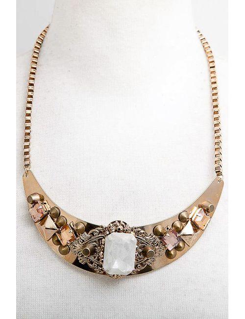 Asavi Jewel | Женское Белое Колье
