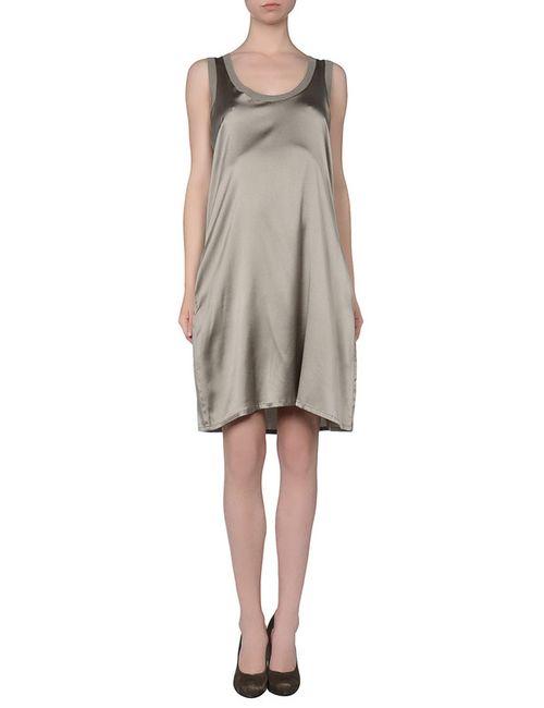 P.A.R.O.S.H. | Женское Серое Платье