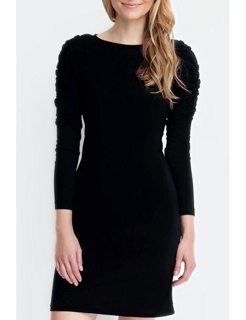 Troll | Женское Черный Платье