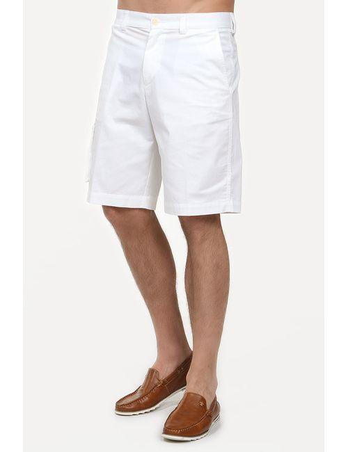 Lacoste | Мужские Белые Бермуды