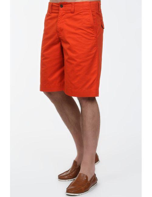 Lacoste | Мужские Оранжевые Бермуды