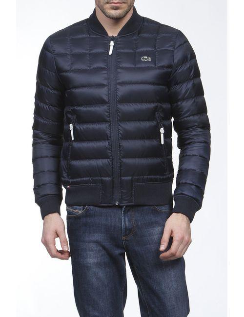 Lacoste   Мужская Синяя Куртка