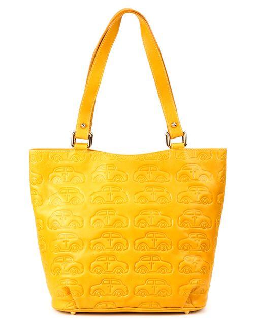 Braccialini | Женская Жёлтая Сумка