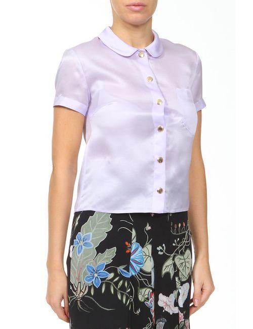 Alexander Terekhov   Женская Фиолетовая Блуза
