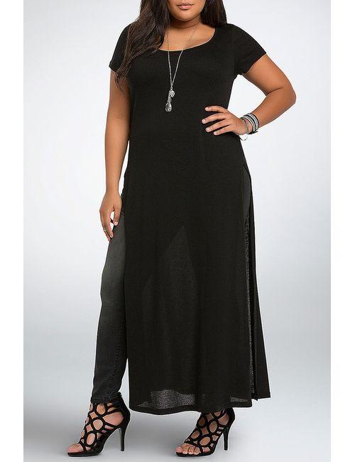 Rebecca Bella | Женское Черный Платье