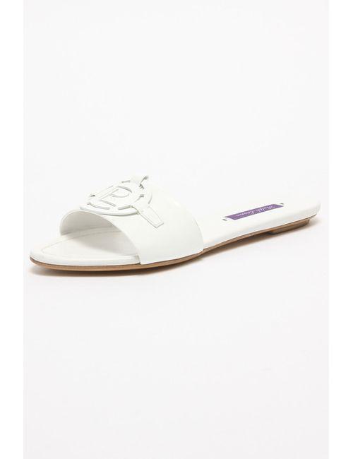 Ralph Lauren | Женские Белые Сандалии