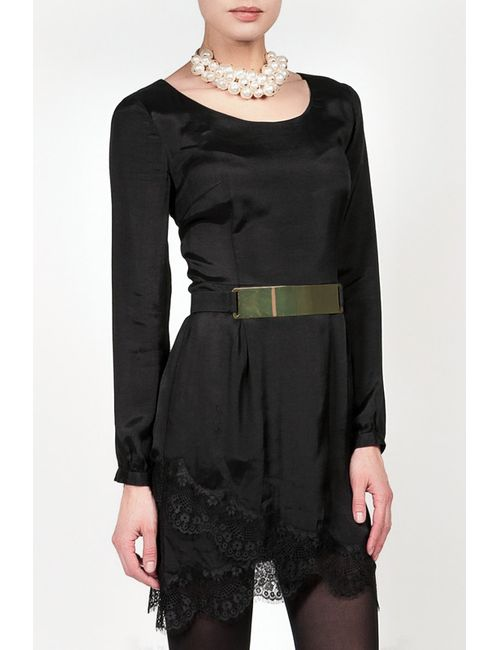 Tom Farr | Женское Чёрное Платье