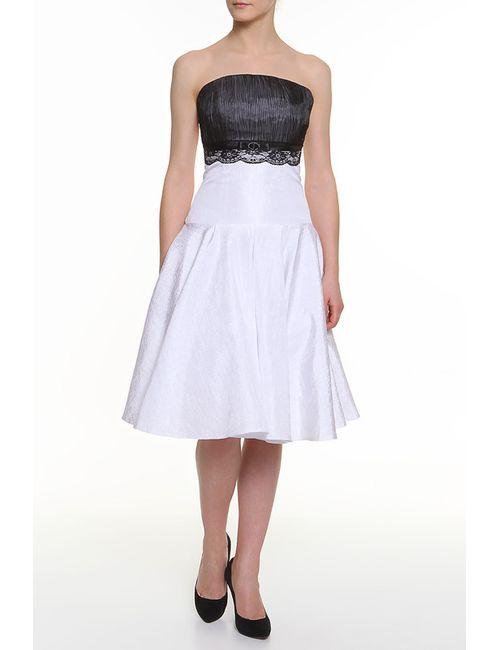 BMBL VIRSAVIYA | Женское Белое Платье