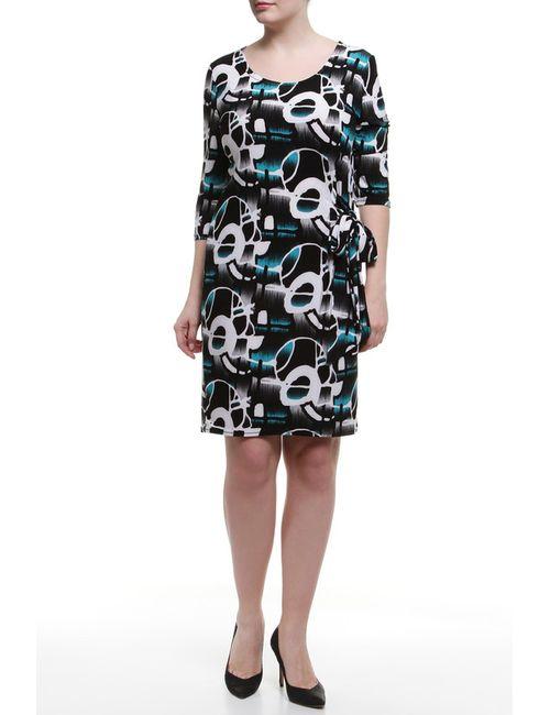 BMBL VIRSAVIYA | Женское Зелёное Платье