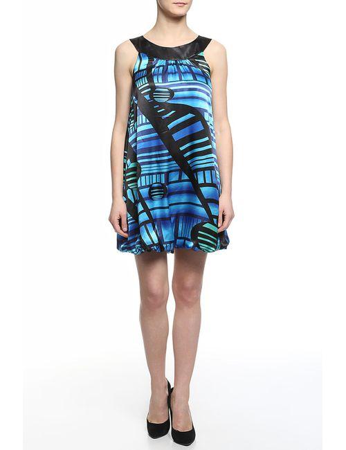 BMBL VIRSAVIYA | Женское Многоцветное Платье