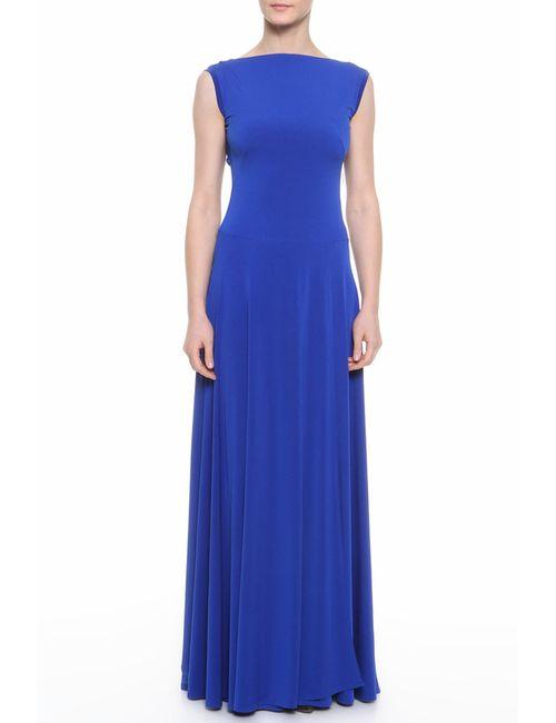 Alina Assi | Женское Фиолетовое Платье