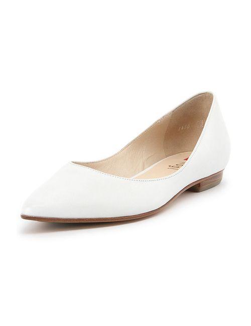 Hogl | Женские Белые Туфли