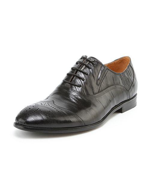 Rossconi | Мужские Чёрные Туфли