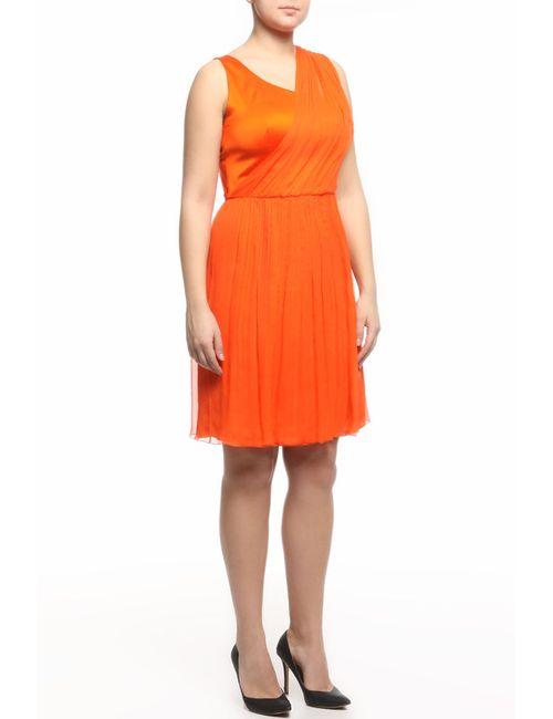 D.exterior | Женское Оранжевое Платье