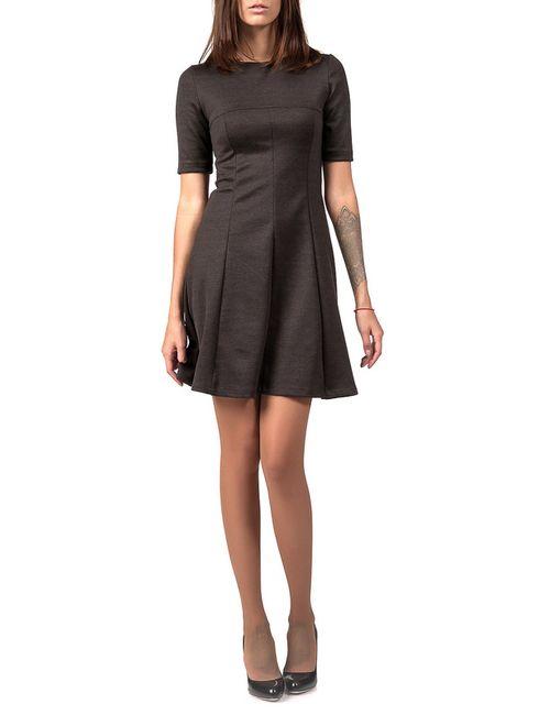 LEYA | Женское Серое Платье