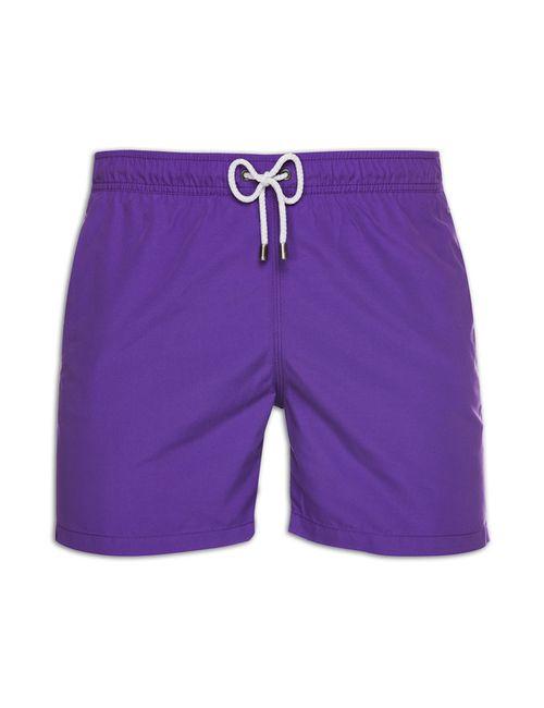 BLUEMINT   Мужские Фиолетовые Плавательные Шорты