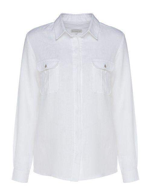 BLUEMINT | Женская Белая Рубашка