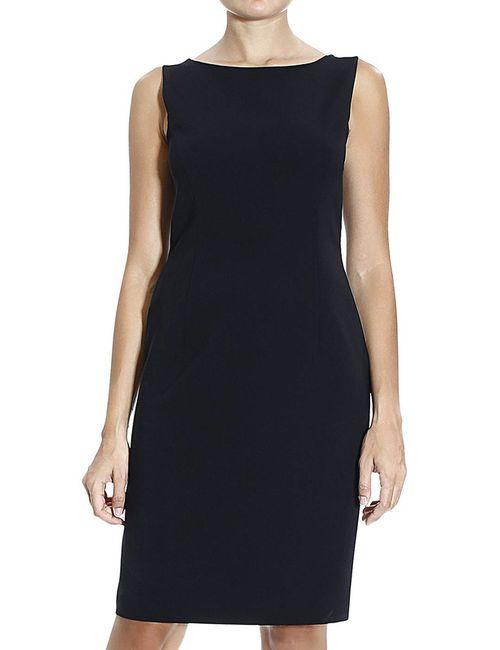Moschino | Женское Чёрное Платье
