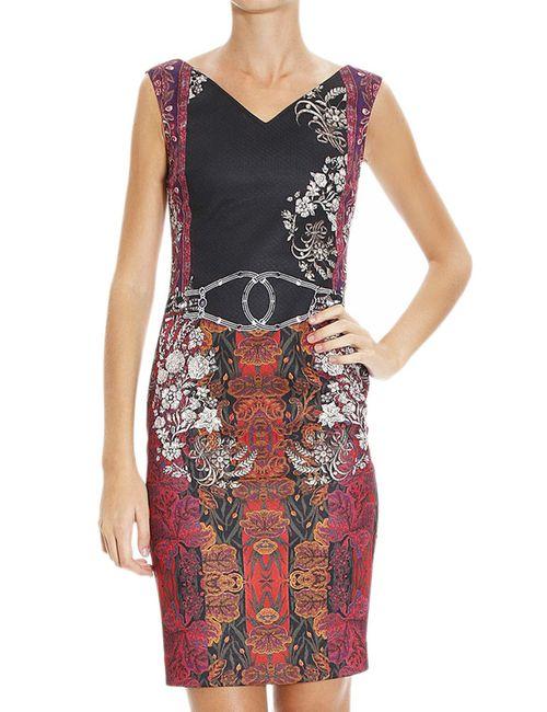 Class Roberto Cavalli | Женское Многоцветное Платье