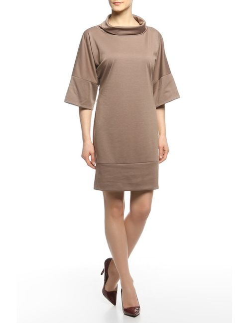 Alina Assi | Женское Бежевое Платье Кимоно