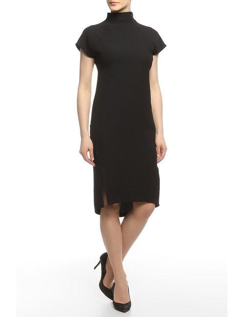 Alina Assi | Женское Чёрное Платье Ципао