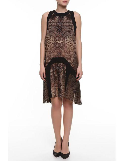 Roberto Cavalli | Женское Коричневое Платье