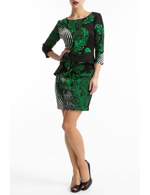 Didier Parakian | Женское Зелёное Платье
