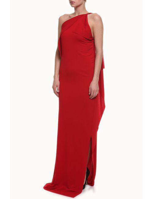 Roland Mouret | Женское Красное Платье