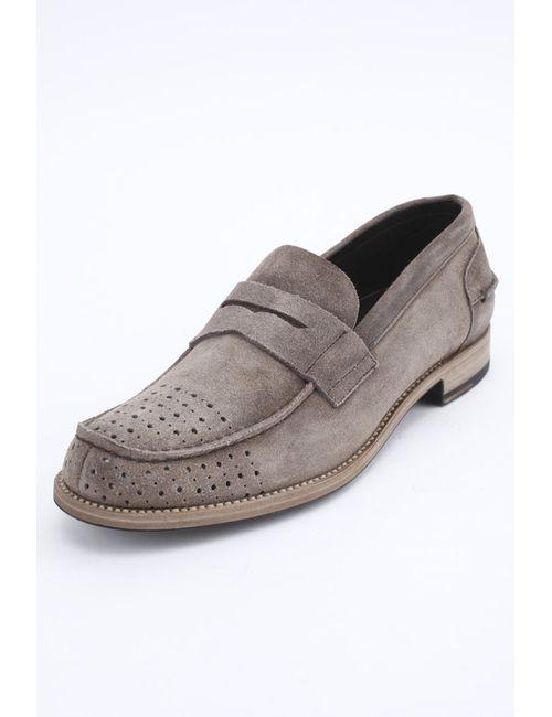 Giorgio Armani   Мужские Многоцветные Туфли
