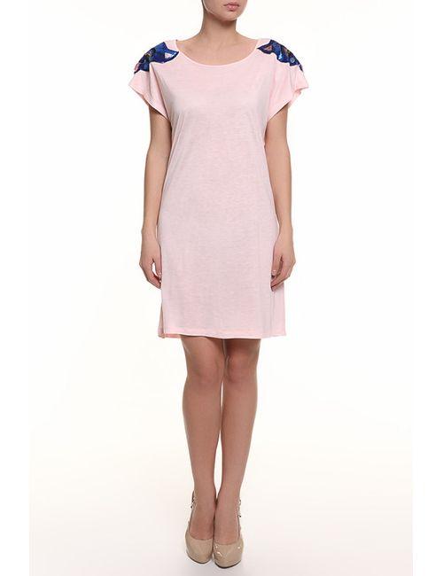 Lin | Женское Розовое Платье