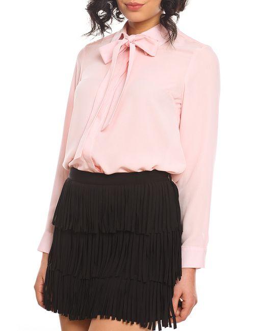 Emma Monti | Женская Розовая Блузка
