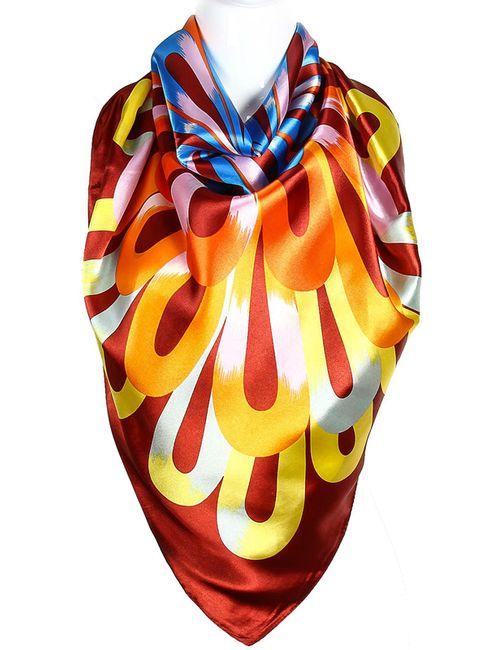 Vip Collection | Женский Многоцветный Платок