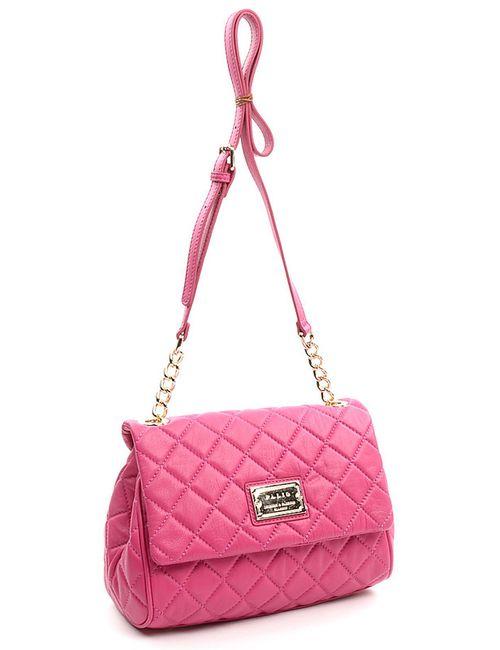 Palio | Женская Розовая Сумка