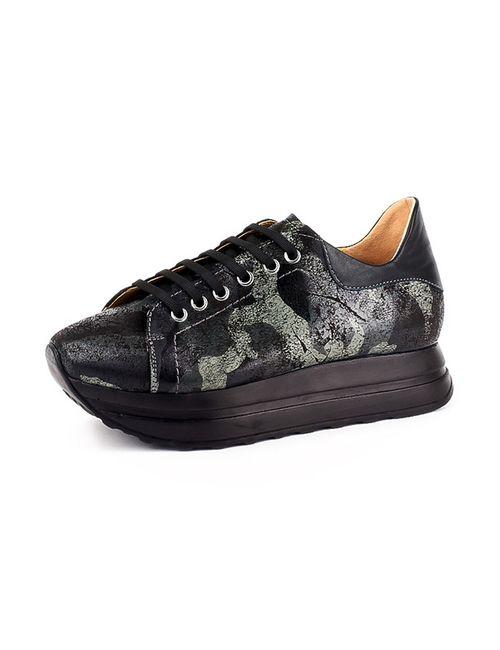 Grand Style | Женские Чёрные Туфли