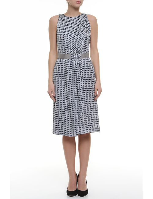 Giorgio Armani | Женское Синее Платье