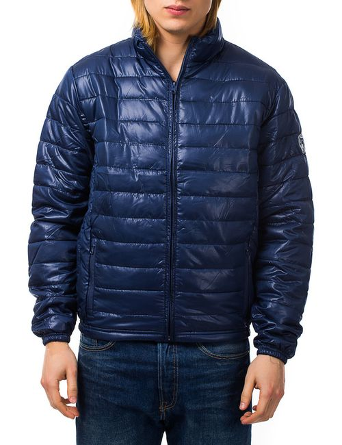 BIAGGIO | Мужская Синяя Куртка
