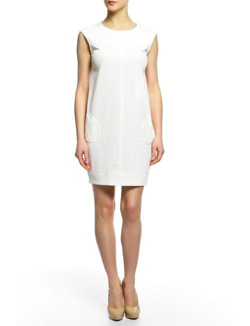EKLE | Женское Белое Платье
