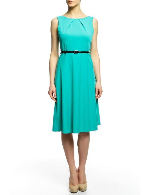 EKLE   Женское Зелёное Платье