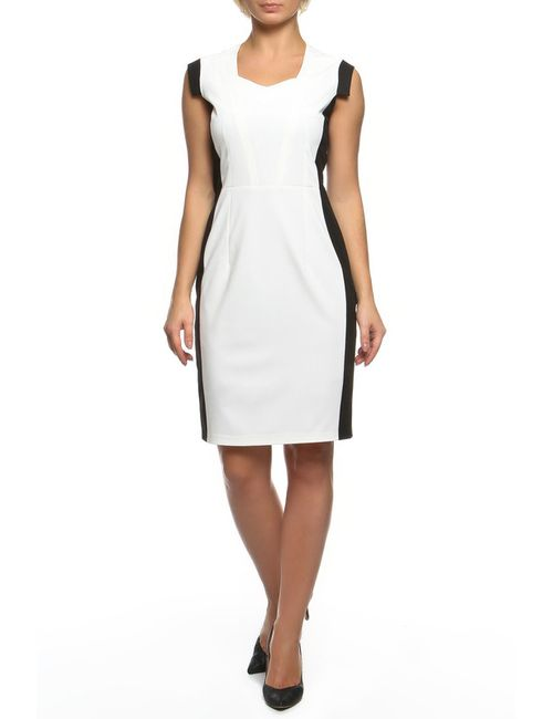 Milana Style | Женское Белое Платье
