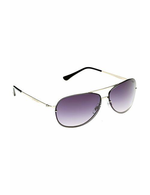 Aston Martin   Мужские Фиолетовые Солнцезащитные Очки