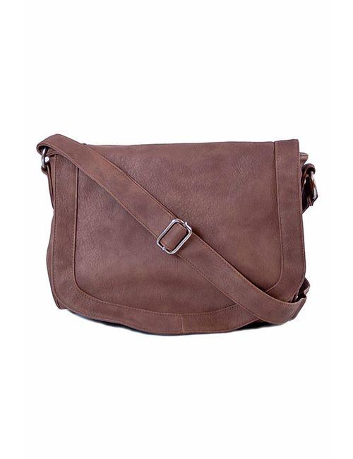 Vera bags | Женская Коричневая Сумка