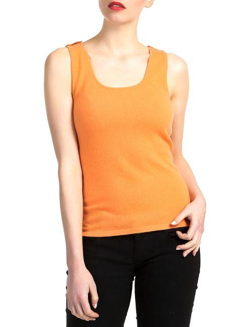Les Ateliers De La Maille | Женская Оранжевая Блуза
