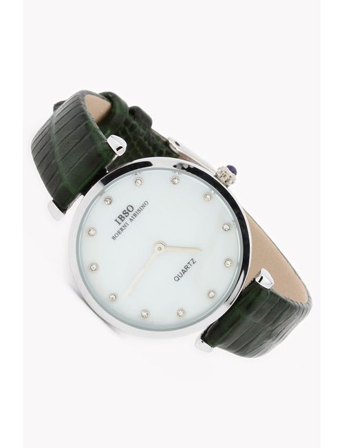 IBSO | Женские Зелёные Часы