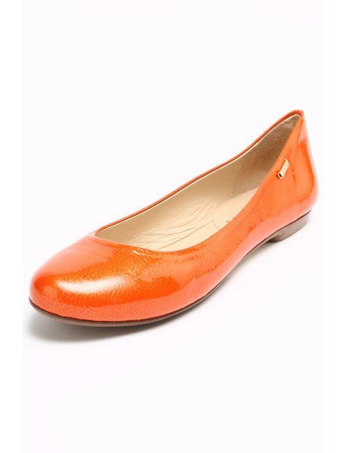 Loriblu | Женские Оранжевые Балетки