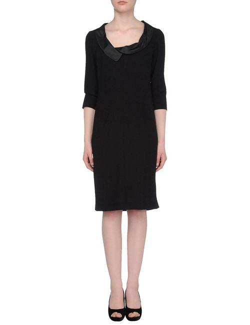 Botondi Milano | Женское Черный Платье