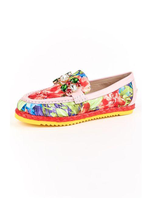 Grand Style   Женские Красные Туфли