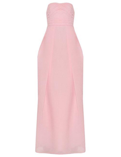 Carven | Женское Розовое Платье