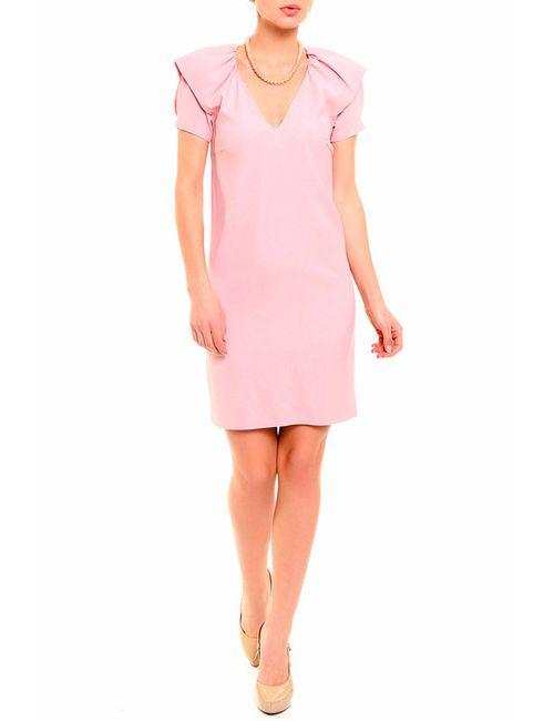 Normaluisa | Женское Розовое Платье