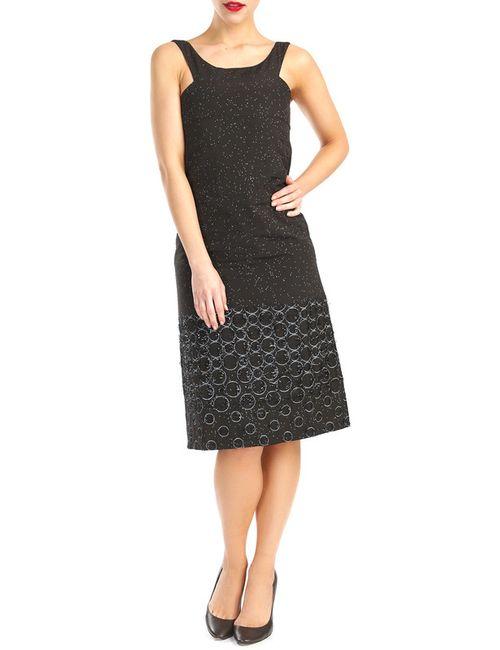 D&P | Женское Чёрное Платье