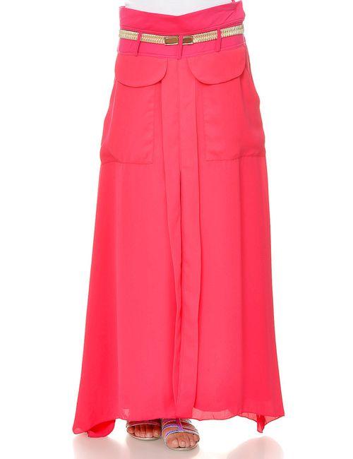 Ki6 collection | Женская Розовая Юбка